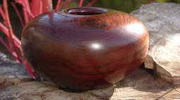 Cocobolo Pot 1a